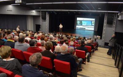 Vendredi 17 novembre 2017 – Court-circuit à l'Atelier du Neez à Jurançon