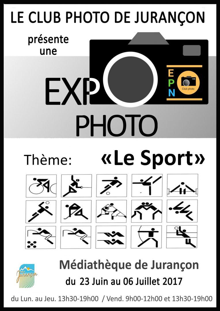 Du 23 juin au 6 juillet 2017 – Exposition du club photo de Jurançon